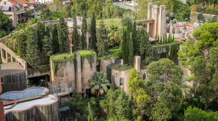 Architecture in Barcelona, La Fabrica