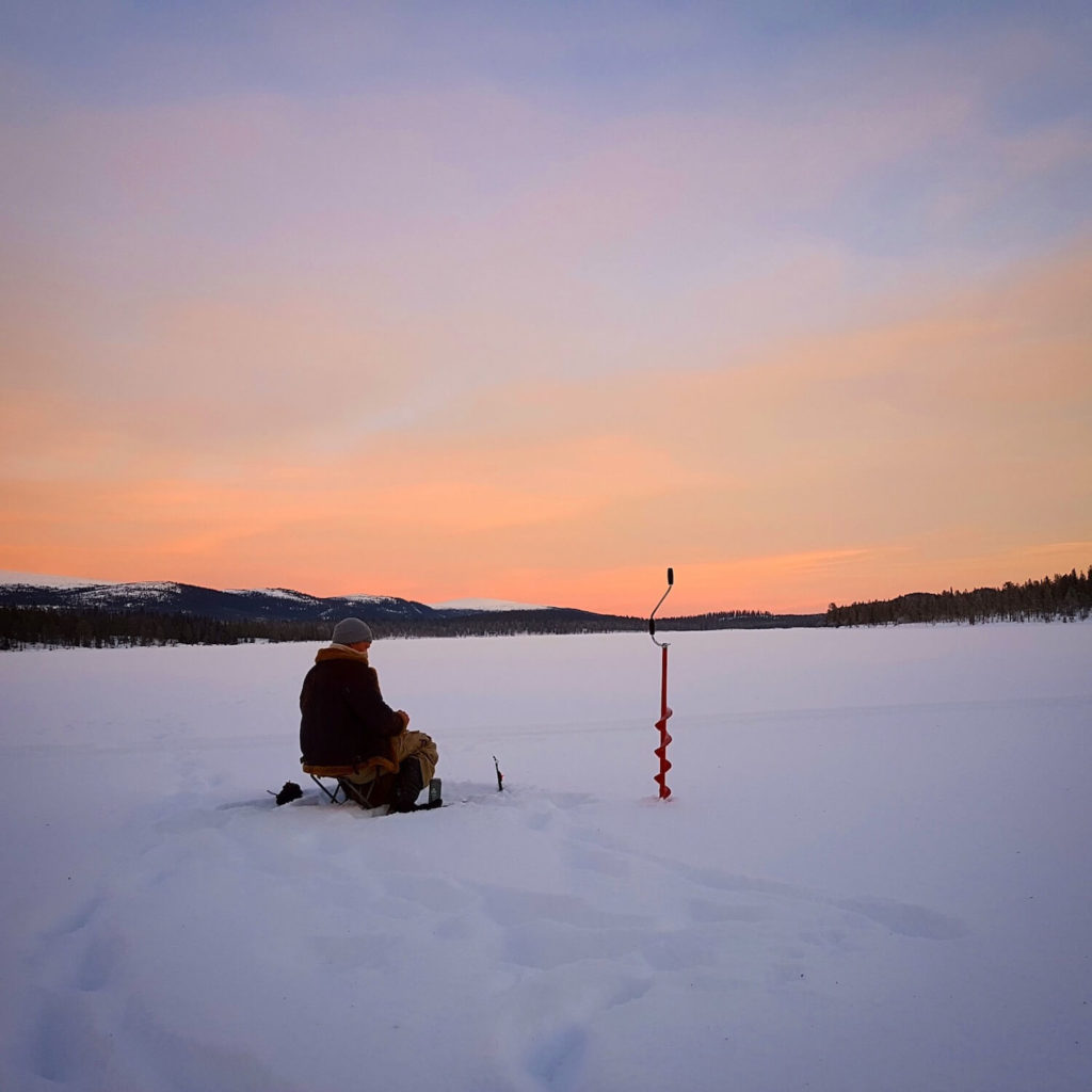 ICEFISHING in Montreal