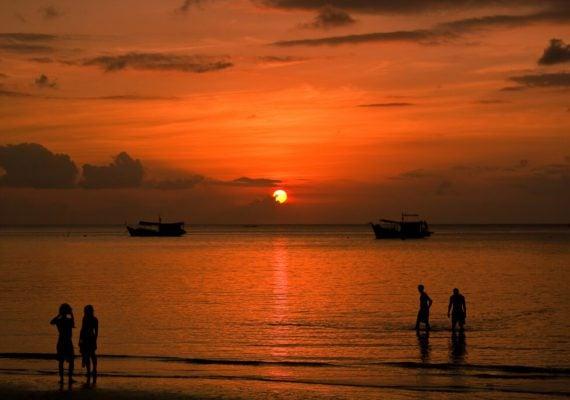 Koh Tao Sunset Featured Image