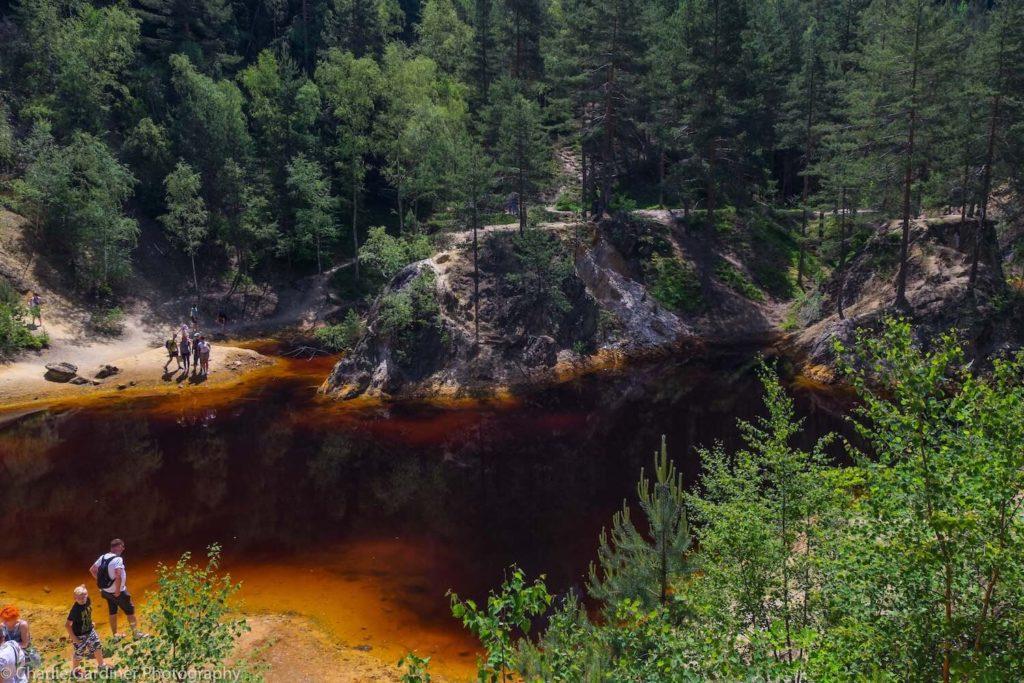 Kolorowe Jeziorka Lake 1 (Iron)