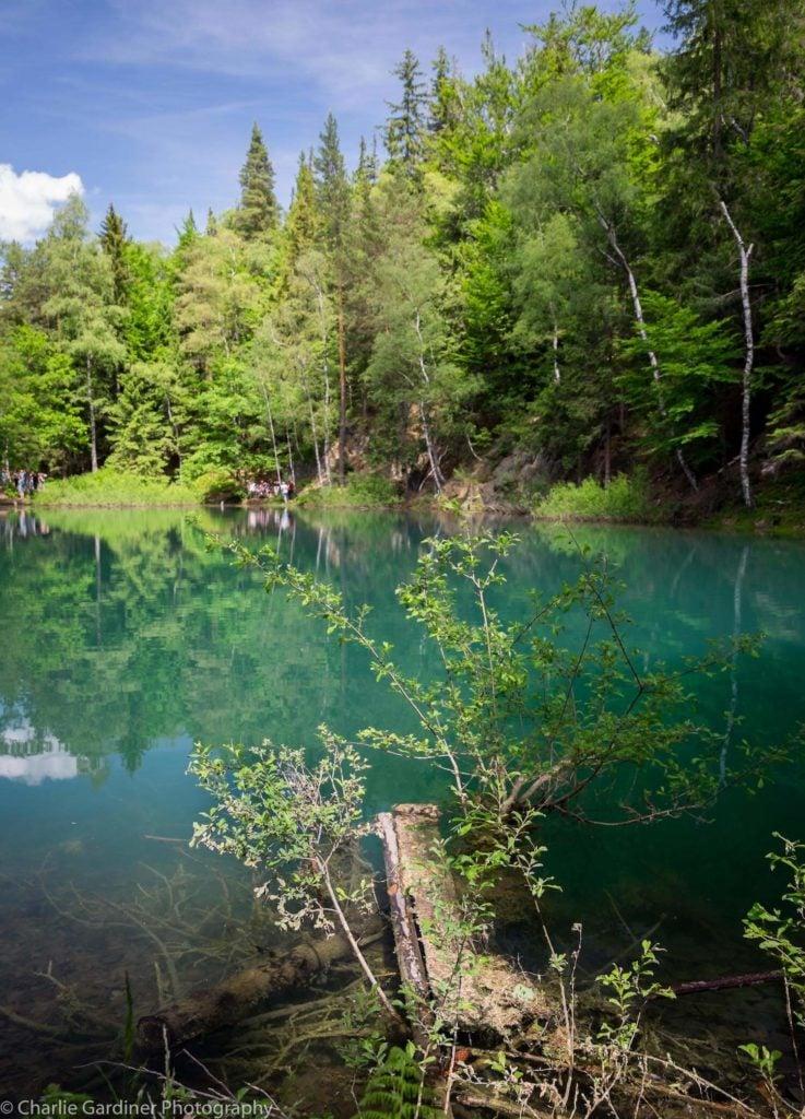 Kolorowe Jeziorka Lake 2 (Copper)