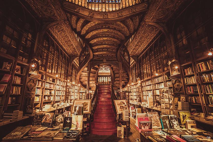 Livraria Lello Bookshop