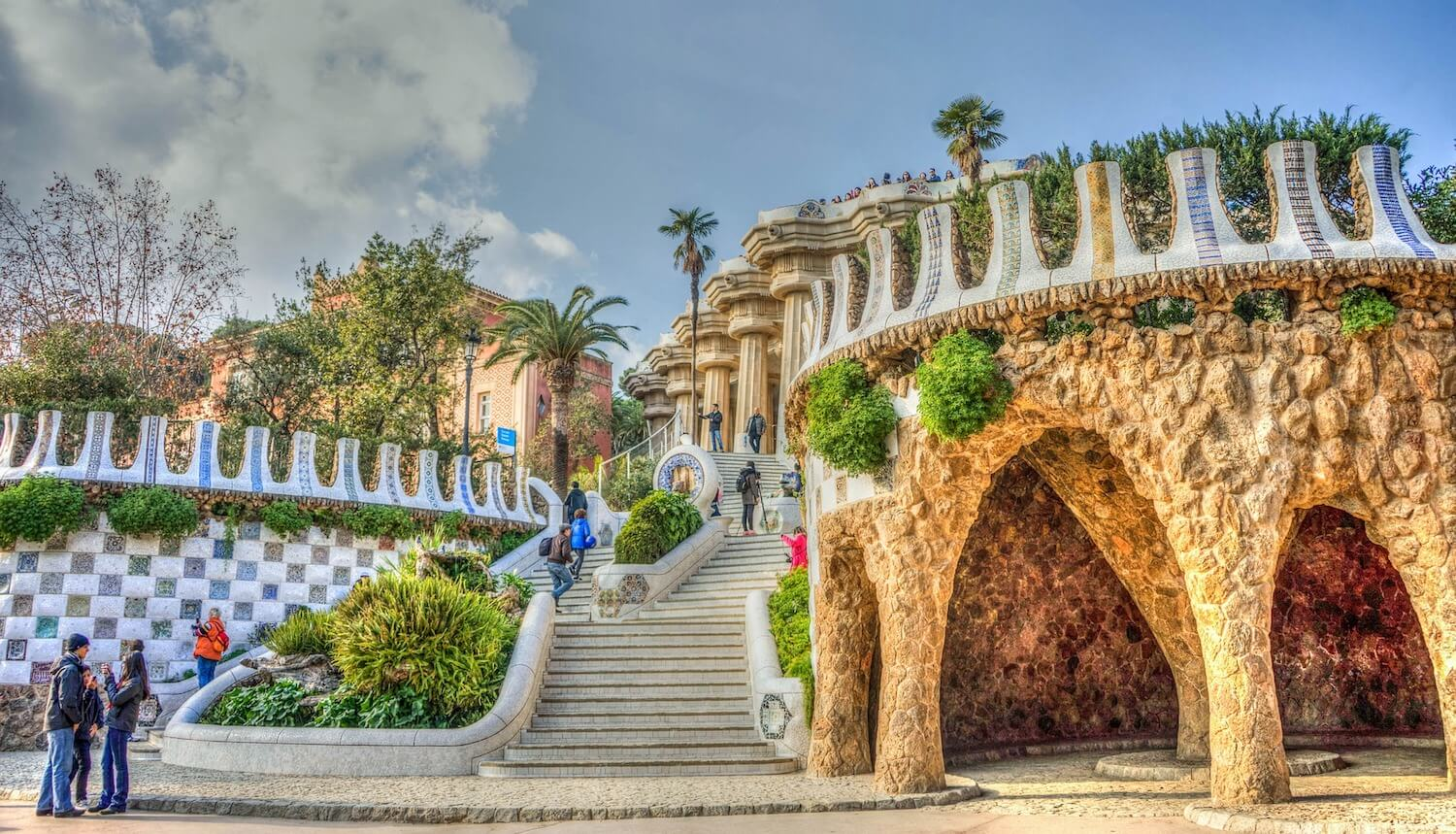 Sightseeing In Barcelona The Top 5 Must See Tourist Attractions