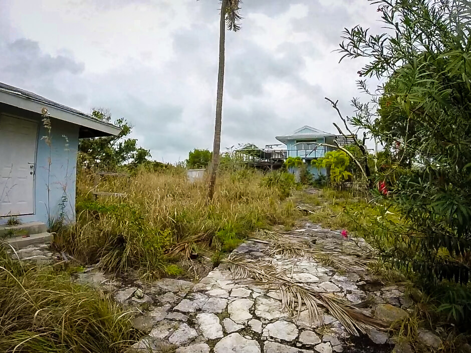 The Bahamas Abandoned House