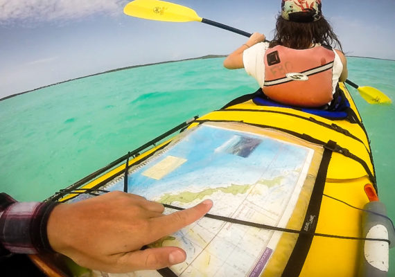 The Bahamas Kayak
