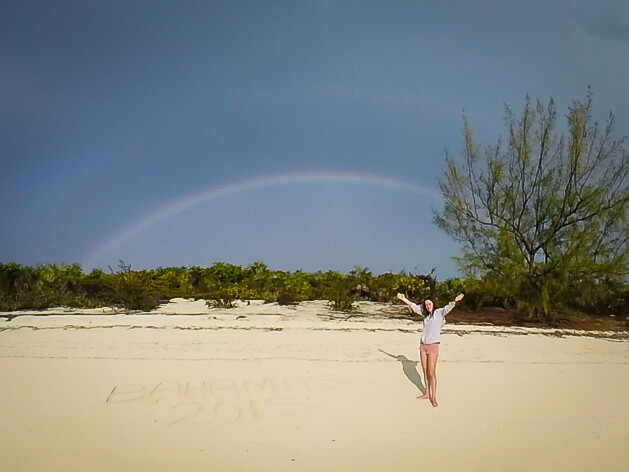 The Bahamas Rainbow