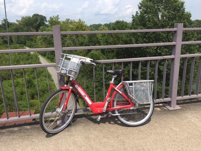 Road Trip Vacations Bike