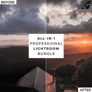 All-in-1 Professional Lightroom Bundle Main Image