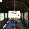 Selective Colour - Yellow and Orange