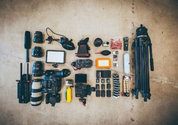 All The Equipment You Will Need To Become a Great Travel Photographer