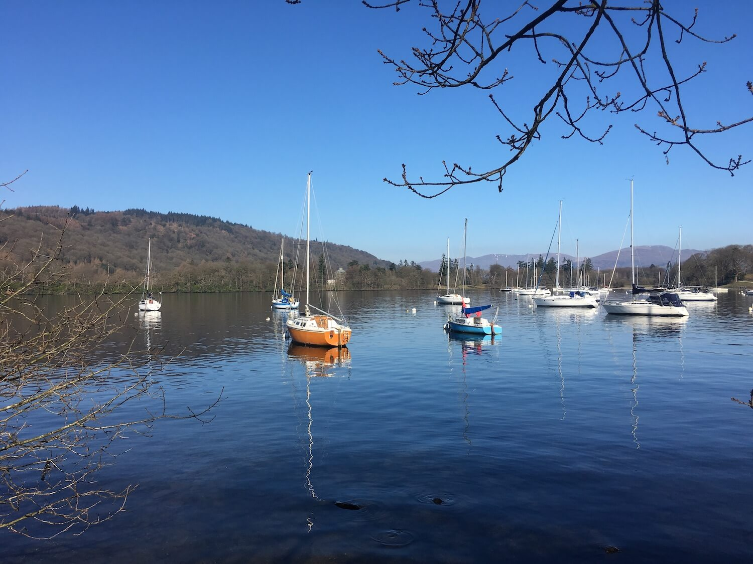 Lake Windermere Lake District