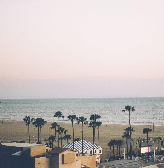 Santa Monica Pier: Shooting Video vs. Photography