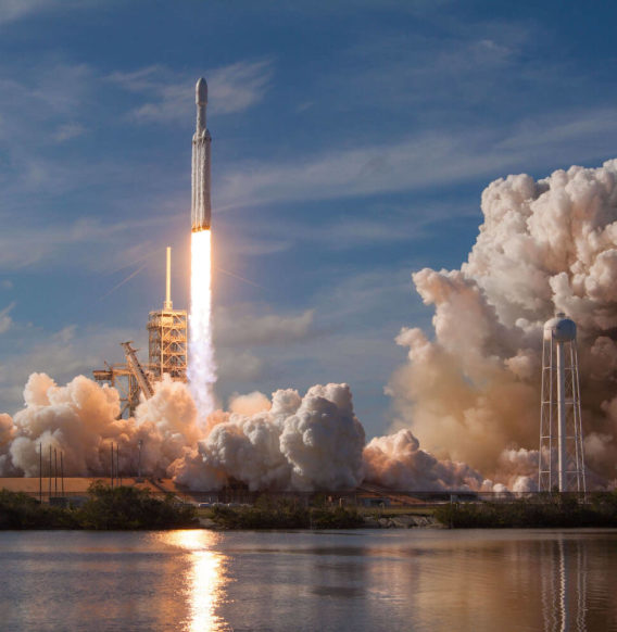 Will We Be Traveling Between Countries In Space Rockets? Elon Musk Thinks So.