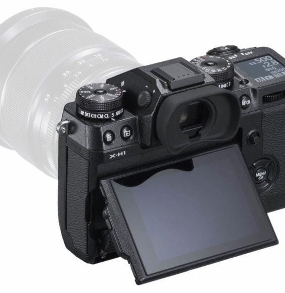Fujifilm Just Quietly Announced a Brand New Camera: The Fujifilm X-H1.