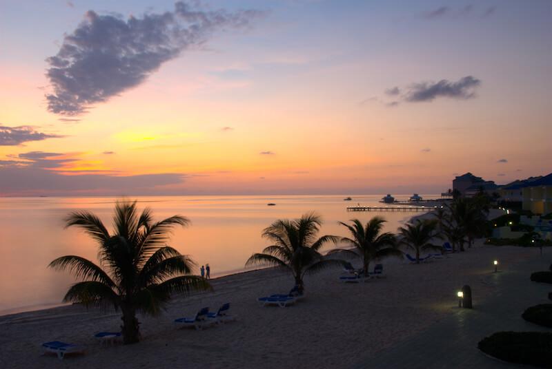 Beautiful Sunsets Grand Cayman
