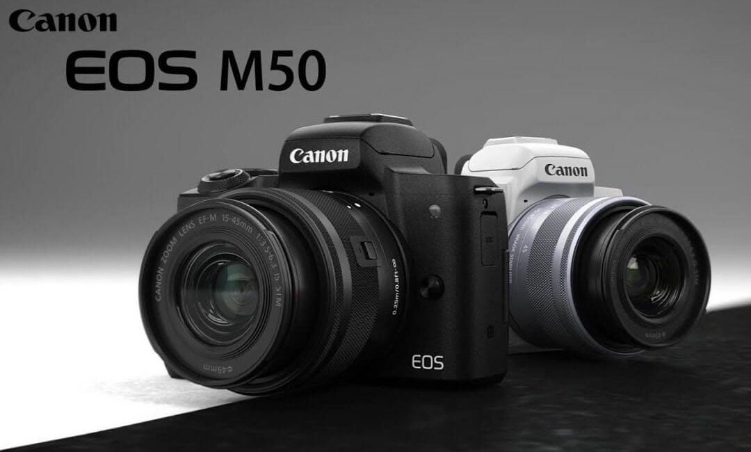 The Canon M50: Another Day, Another New Camera Launch