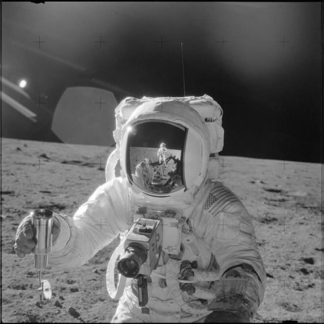 Cameras on the moon featured image