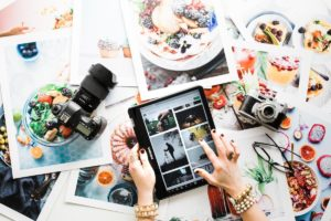 Making money with stock photography