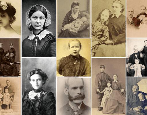 Old Victorian Photos