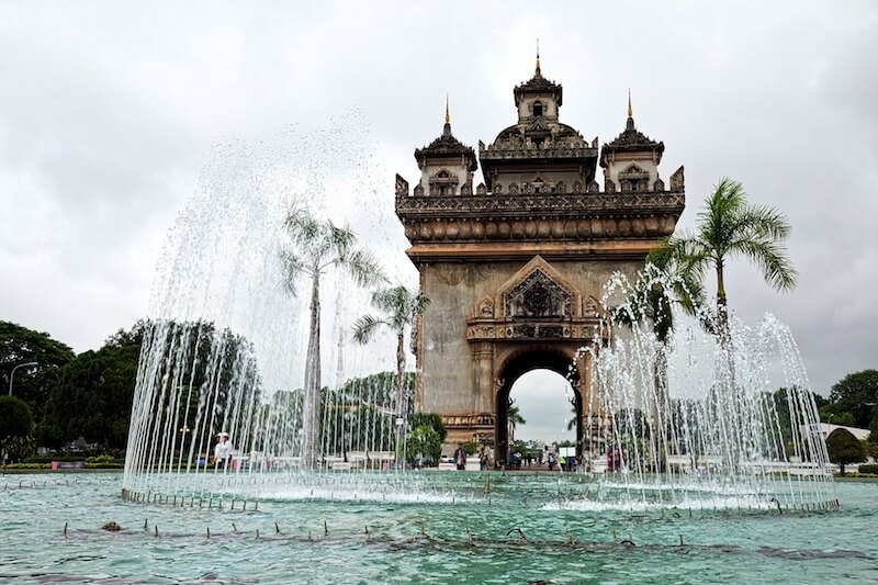 Laos Capital Vientiane