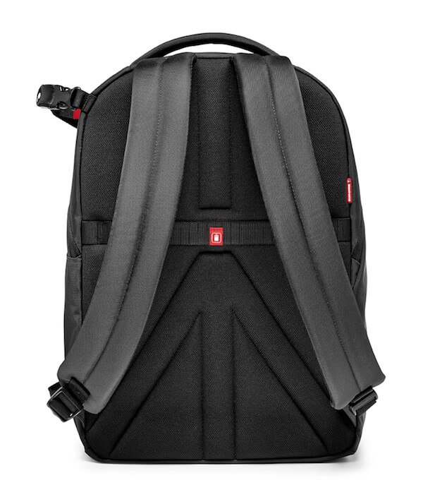Manfrotto Backpack back
