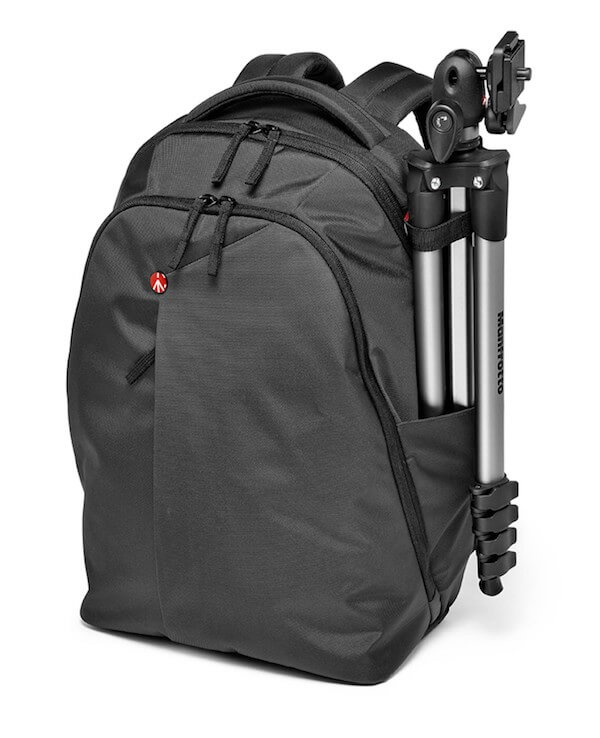 Manfrotto NX Backpack Review Tripod Mount