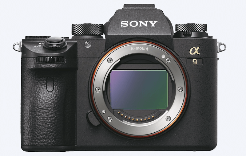 Sony A9 best mirrorless camera for travel photography