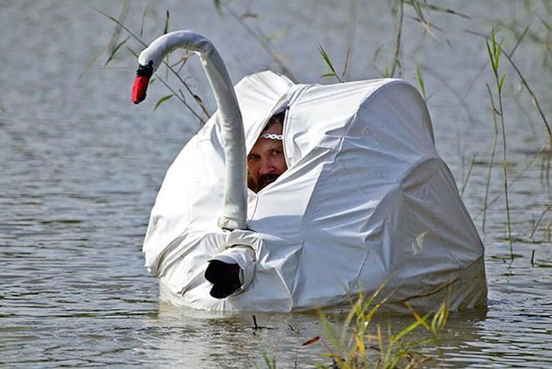 Undercover Photographer