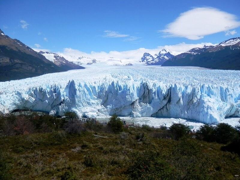 Landscape photography in Patagonia Perito Moreno Glacier