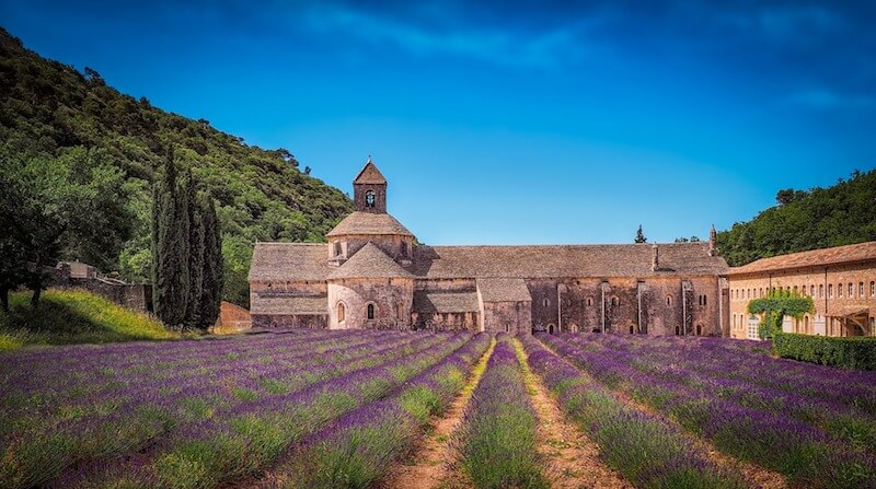 Monastery in Provence
