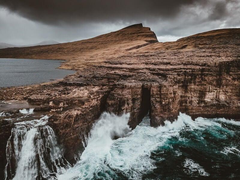 Vatnavegur, Faroe Islands