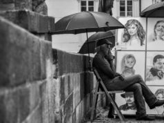 street photography in Prague