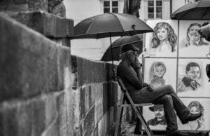 street photography in Prague
