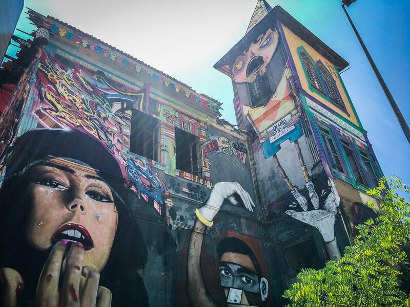 Olhão Street Art