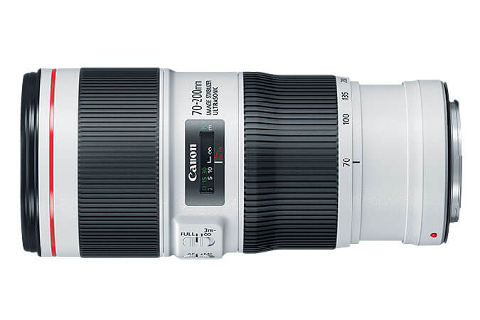 EF 70–200mm f/4 L IS II USM