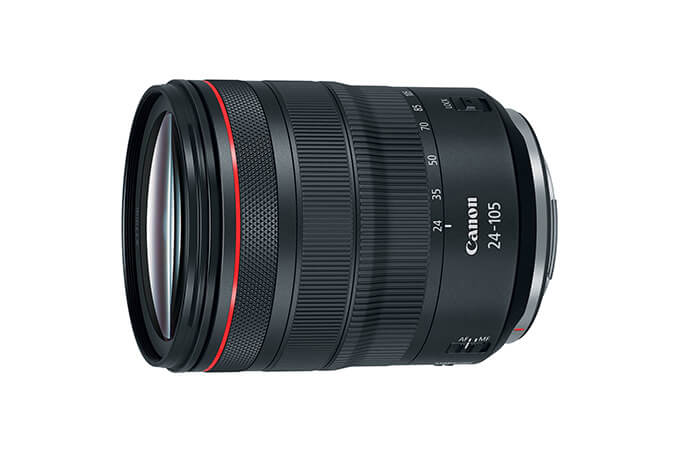 RF 24–105mm f/4 L IS USM
