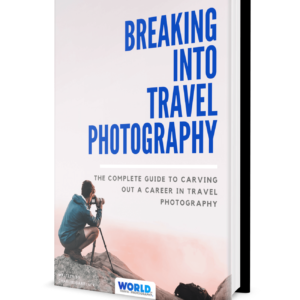 Breaking Into Travel Photography eBook cover