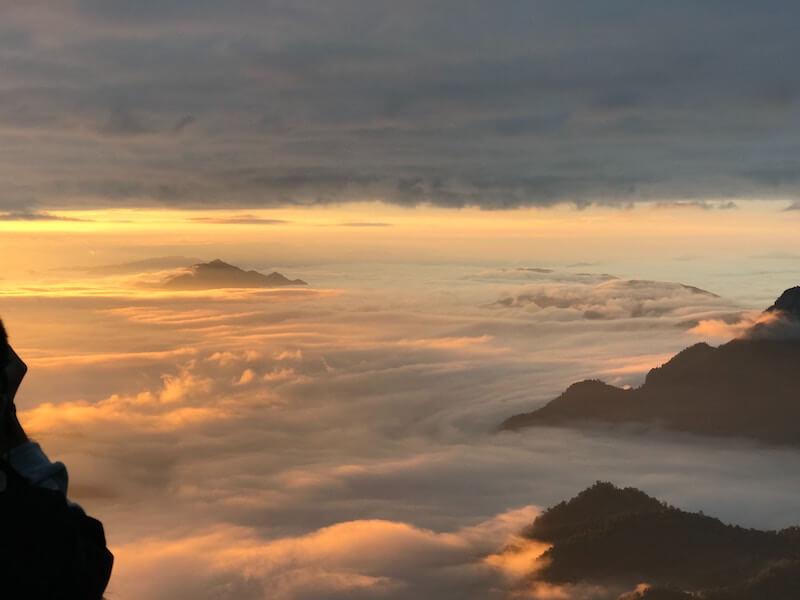 Phu Chi Fa Viewpoint